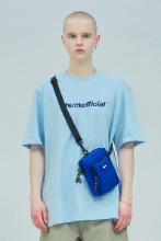 19 SUMMER CHUCKOFFICIAL LOGO T-SHIRT (SKY BLUE)
