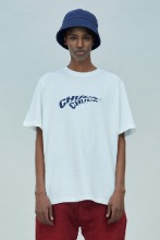 19 SUMMER CHUCK SHOOTING LOGO T-SHIRT (WHITE)